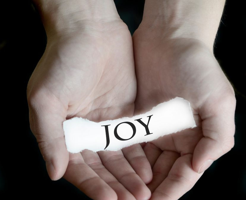 Sermon Note – The Joy of the Lord